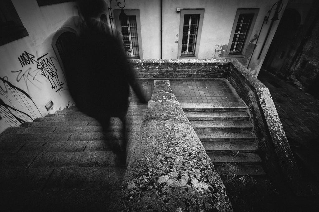Cagliari - Scalette di Santa Croce