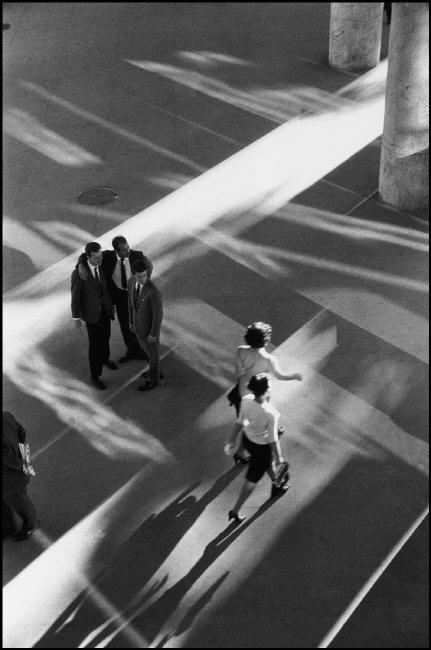 BRAZIL. Rio de Janeiro. 1960. Ministry of Health, planned by architect Oscar NIEMEYER.